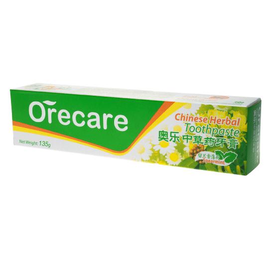 Image sur Orecare dentifrice aux herbes chinoises