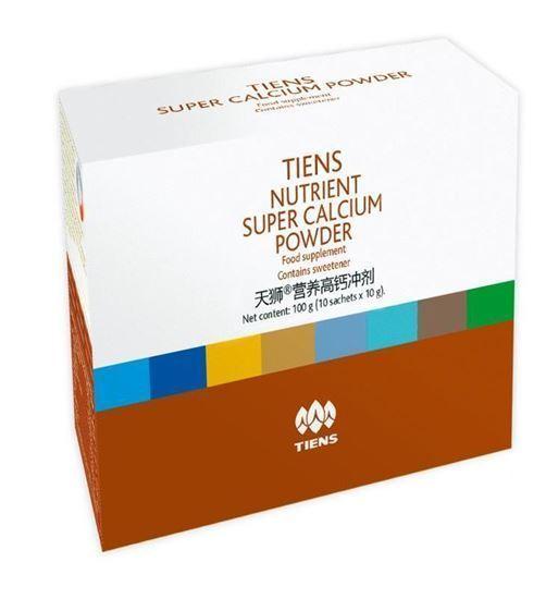 Picture of TIENS Nutrient Super Calcium Powder (10g x 10)
