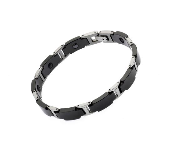Picture of TIENS Ti- Energy Bracelet(Crystal Black ,Men's Edition)