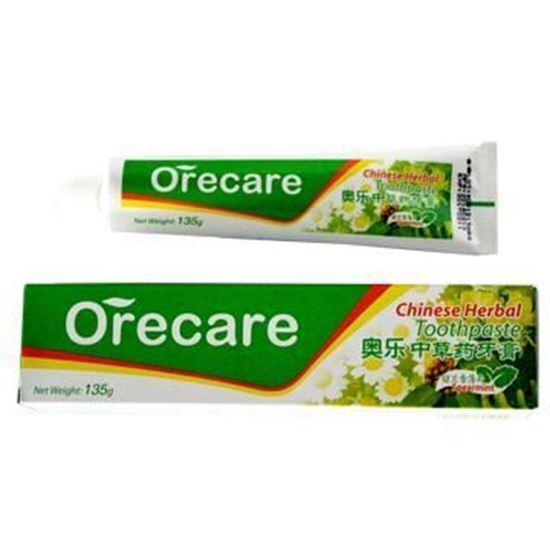 Bild von Orecare Chinese Herbal Zahncreme