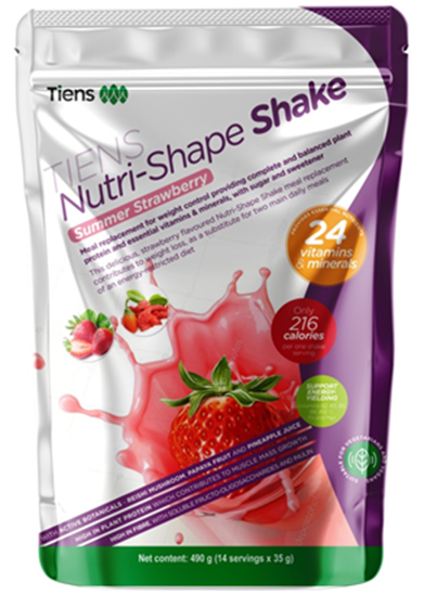 Picture of Tiens Nutri-Shape Shake Epres
