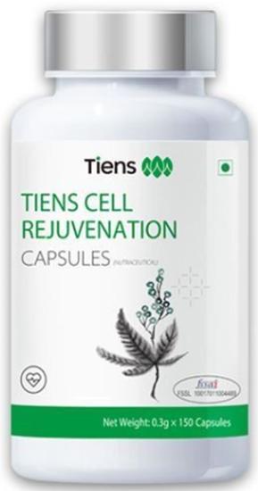 """Priekšstatu par TIENS kapsulas """"Cell Rejuvenation Capsules"""" (Ikāns)"""