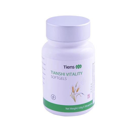 Picture of Tianshi Vitality Softgels(ENG)