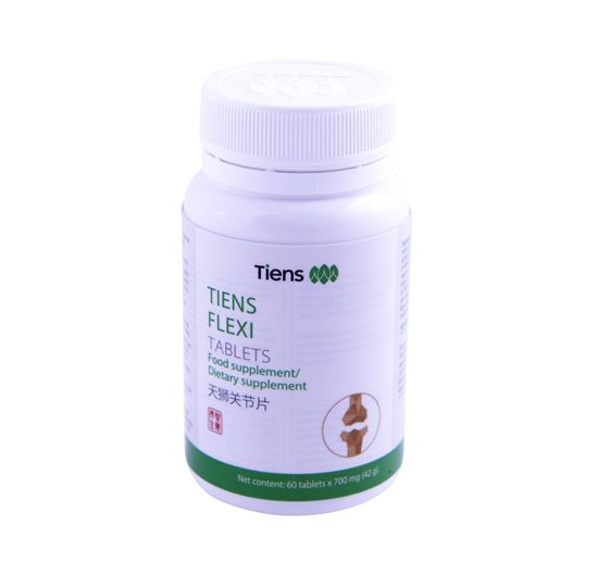 Picture of TIENS Flexi Glucosamine and Agaricus Extract (0.65gX60pcs)