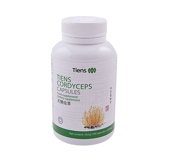 Picture of Cordyceps Capsules(ENG)