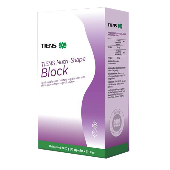 TIENS Nutri-Shape Block