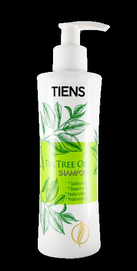Priekšstatu par Šampūns ar tējas koka eļļu