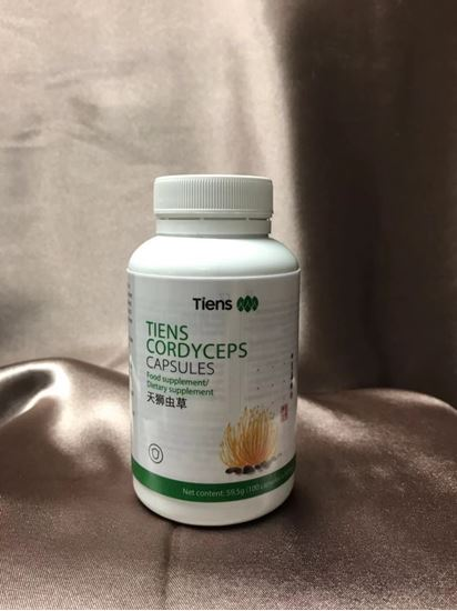 Picture of Tiens Cordyceps Capsules - Multilayer
