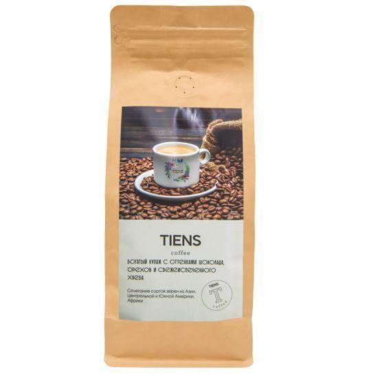 Изображение Кофе Impresto Fresh  , «Tiens»  , вакуумная упаковка  0,5 кг