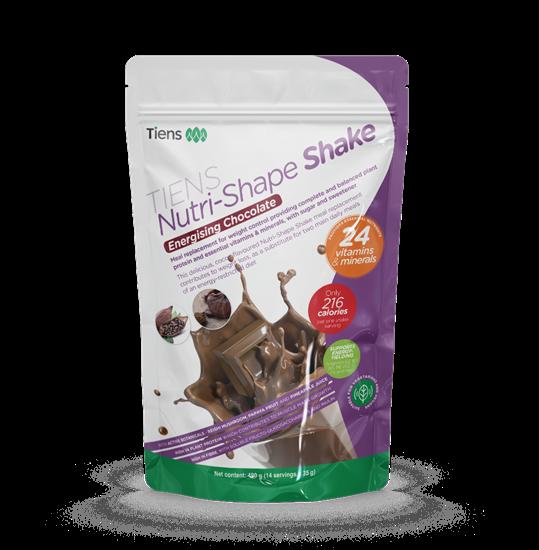 TIENS Nutri-Shape Shake Cioccolato Energizzante