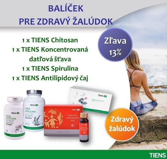 Obrázok Balíček pre zdravý žalúdok