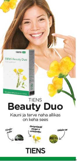 "Toote Flaieri ""Beauty Duo"" pilt"